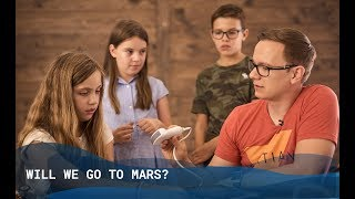 How Kids Imagine The Future Of Healthcare: Will We Go To Mars? | Trailer