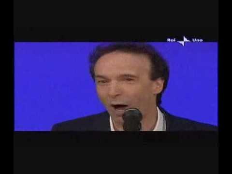 Benigni – Spettacolo V Canto – 10 Minuti Iniziali
