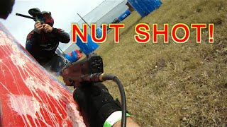 DIABLO - NUT SHOT - Tipx Gameplay - Magfed Paintball