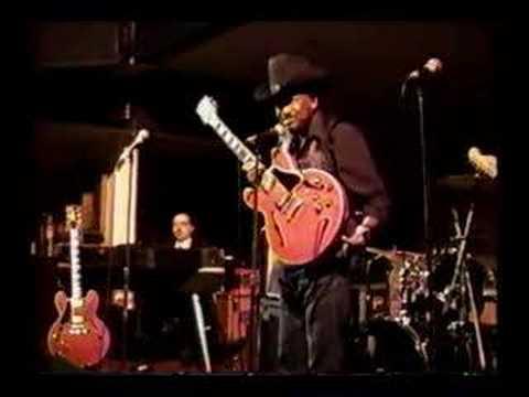 Otis Rush - LA Jones&The Blues Messengers - All Your Love