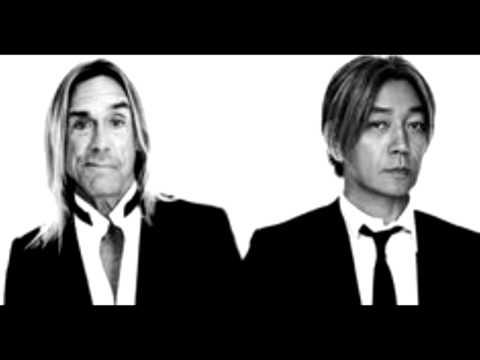 Ryuichi Sakamoto feat.  Iggy Pop ~ Risky