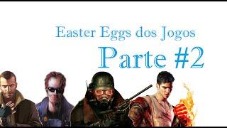 Easter Eggs dos Jogos! (GTA IV, Fallout NV, DMC 5, Postal 2)