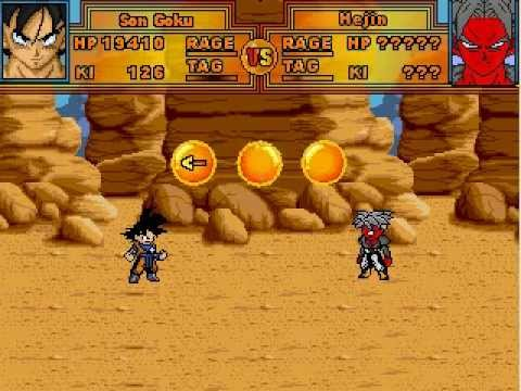Dragon Ball : Ultimate ShowDown - Special Tag Attack System  - Free PC Game - RPG MAKER 2003