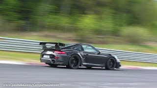 SPYVIDEO | 2018 Porsche 911 GT2 RS Spied Testing on the Nurburgring, Nordschleife!!