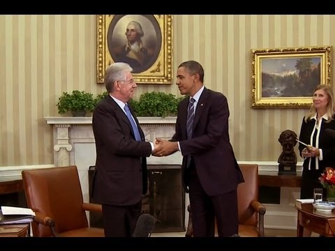 President Obama's Bilateral Meeting with Prime Minister Mario Monti of Italy