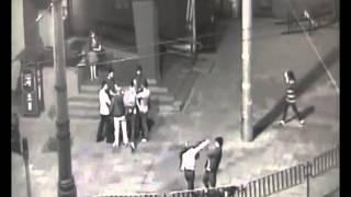 Brutalne pobicie w centrum Lublina 2013 [HD] [PL] ™