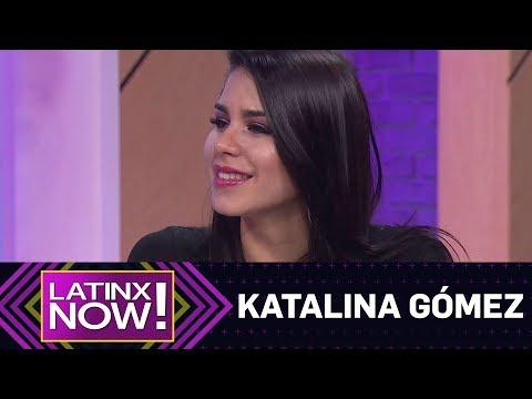 Katalina Gómez Teases New Music | Latinx Now! | E! News