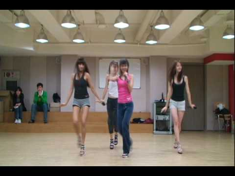  (SISTAR) - Push Push    Music Videos