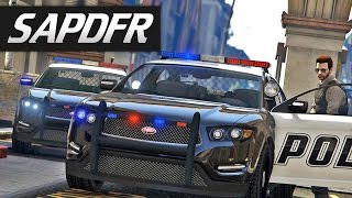 SAPDFR E58 - Drive By Shooting | Jeff Runs