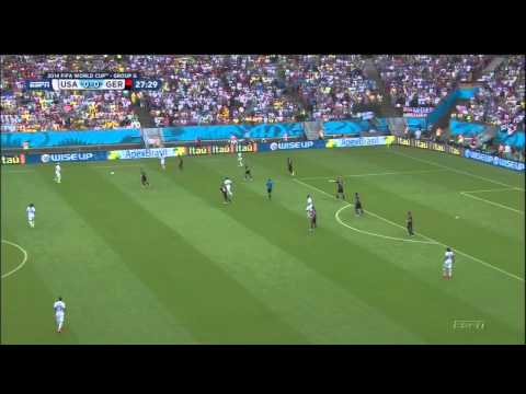 USMNT Germany 2014 World Cup 1 of 3 Full Game USA
