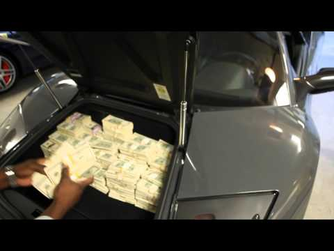 50 Cent On His Money [Show off his money]