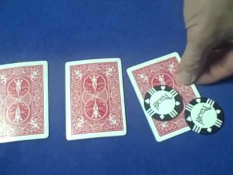 How to street hustle with the three-card monte card trick