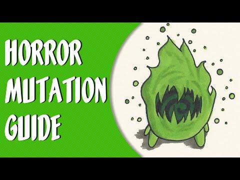 Horror Mutation Guide - Nuclear Throne