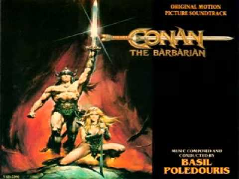 Basil Poledouris (Conan the Barbarian - 12) - The Kitchen-The Orgy