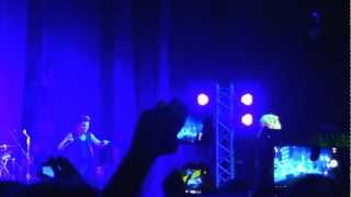 Adam Lambert - Shout (Tears For Fears cover) 16/03/2013 Moscow