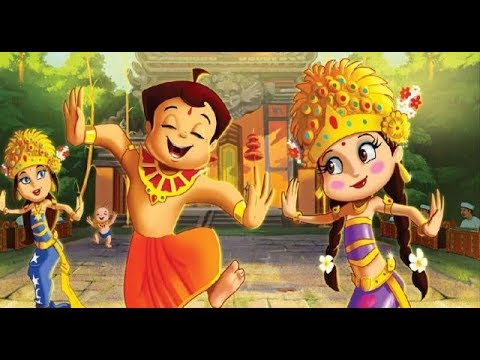 Chhota Bheem And The Throne Of Bali video