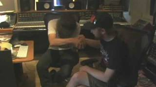 """Skeletonwitch """"Breathing The Fire"""" studio vlog #2 (drums)"""