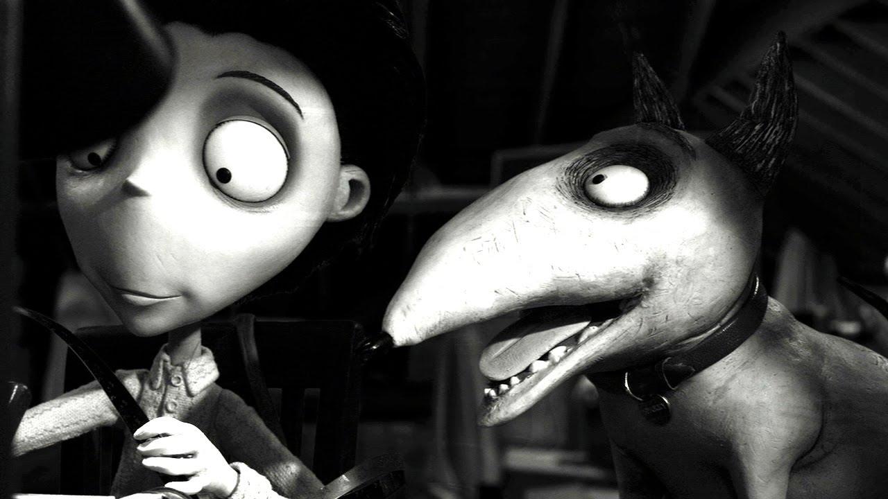 Frankenweenie Movie  Tim Burton  Disney