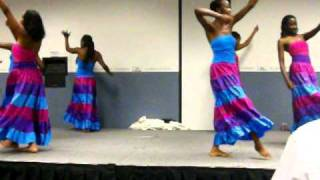 KK Dance Troupe @ Haiti concert performance