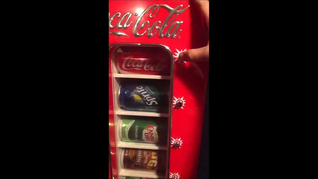 home coke vending machine