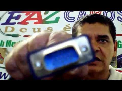 HDMI PARA RCA/VGA   A FAZCABOS ESTA EM NOVO ENDEREÇO: RUA TOBIAS BARRETO 404. RECIFE -  PE . BRASIL