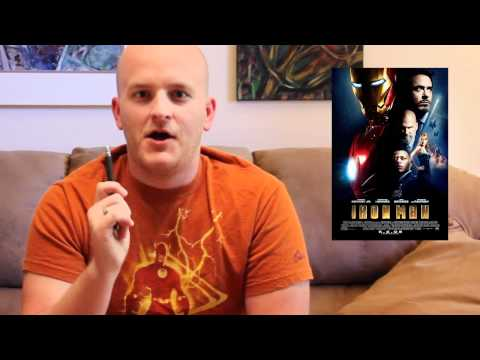 Renaissance Man- Avengers Review & Top 10 Comic Book Movies!