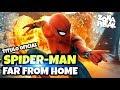 Confirmado SPIDER MAN FAR FROM HOME (Titulo Oficial) Noticias Marvel | Zona Freak