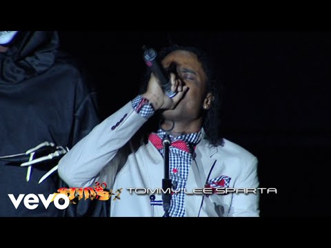 Tommy Lee Sparta - Sting 2013 Performance Official Video