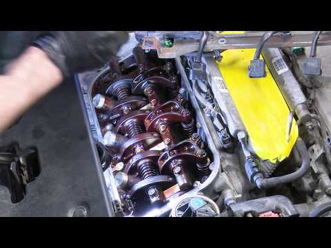 2006 Honda Odyssey 3.5 Random Misfire Case Study Part 2 : How To Perform A Valve Adjustment