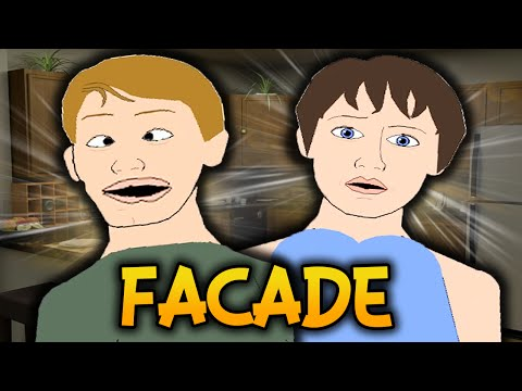 I BROKE THE GAME! - Facade: Funny Moments