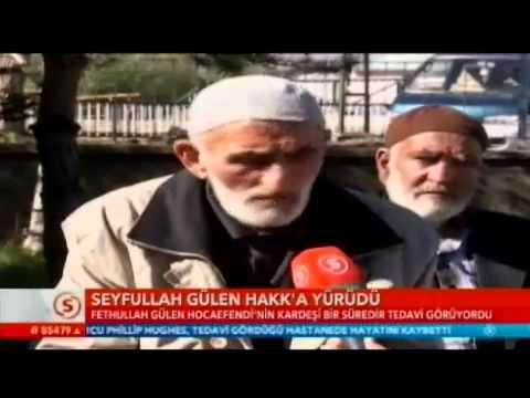 Muhterem Fethullah Gülen Hocaefendi'nin kardeşi Seyfullah Gülen hakk'a yürüdü