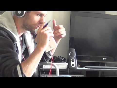 Parodie Bruno dan la radio (Momo dans le Ghetto)