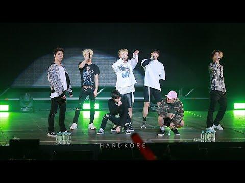 170514 iKON - 리듬 타 (aka 락듬타) @ YG X UNICEF 걷기대회
