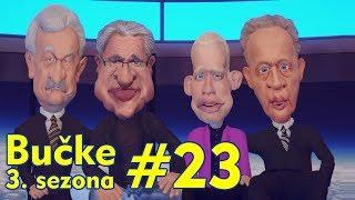 Bučke, satirično informativna parodija, epizoda 23