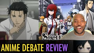 Steins Gate Anime Review - Why Steins;Gate is the PERFECT Anime | Anime Debate