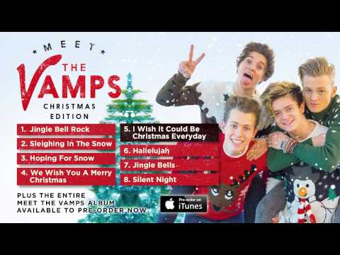 Meet The Vamps - Christmas Edition Album Sampler