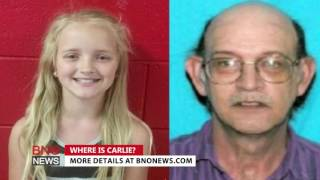 Tennessee Amber Alert: Carlie Trent, 9, found alive in Hawkins County