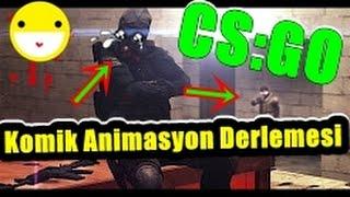 CS:GO Komik Animasyon Derlemeleri [MONTAJ] !!?!!
