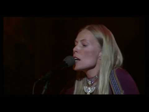 Joni Mitchell 1 - Coyote