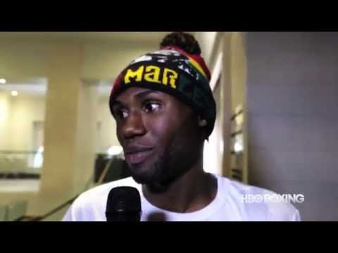 HBO Boxing News: Nicholas Walters Interview