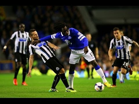 Romelu Lukaku ● THE TANK ● Skills And Goals ● 2014