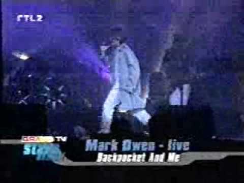 Mark Owen - Green Man