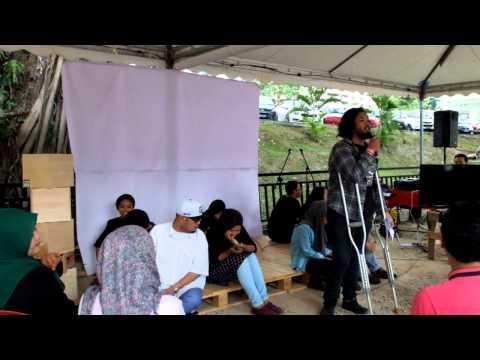 Evolusi Puisi Melayu Oleh Gilakata - Eljoe (monolog Pembukaan) video