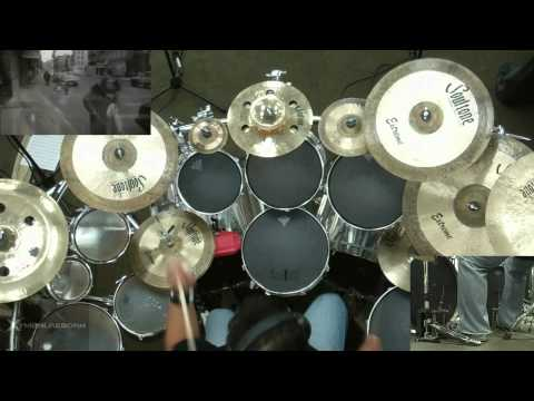 I Remember You by Skid Row Drum Cover by Myron Carlos