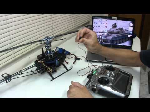 KDS Flymentor 3D Setup and Test (Copter-X 450)