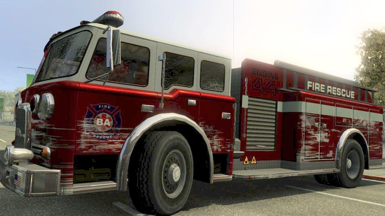 Driver San Francisco Fire Truck Youtube