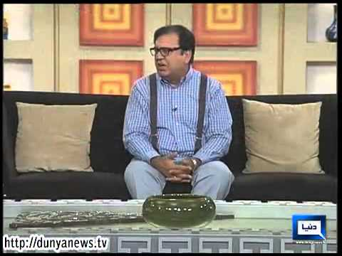 Dunya News - Hasb E Haal - 16-08-14 video
