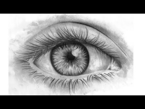 How To Draw Eyes - Come Disegnare Occhi