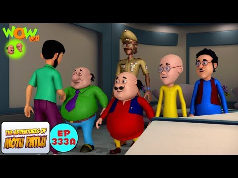 Motu Patlu in Mauritius - Motu Patlu in Hindi - 3D Animation Cartoon - As on Nickelodeon thumbnail