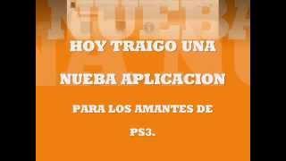 GENERADOR Console ID,s  PS3 FÚNCIONANDO.